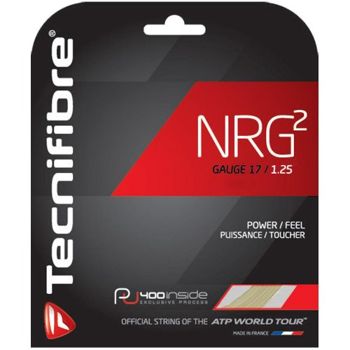 Tecnifibre NRG2 17: Tecnifibre Tennis String Packages