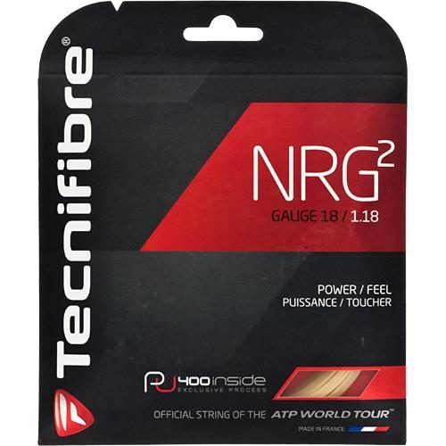 Tecnifibre NRG2 18: Tecnifibre Tennis String Packages