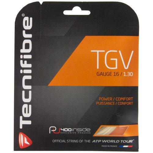 Tecnifibre TGV 16 1.30: Tecnifibre Tennis String Packages