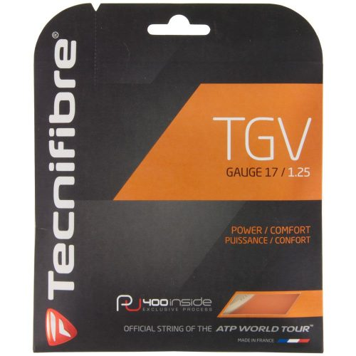 Tecnifibre TGV 17 1.25: Tecnifibre Tennis String Packages