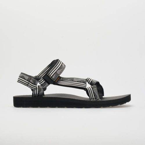 Teva Original Universal: Teva Women's Sandals & Slides Campo Black/White