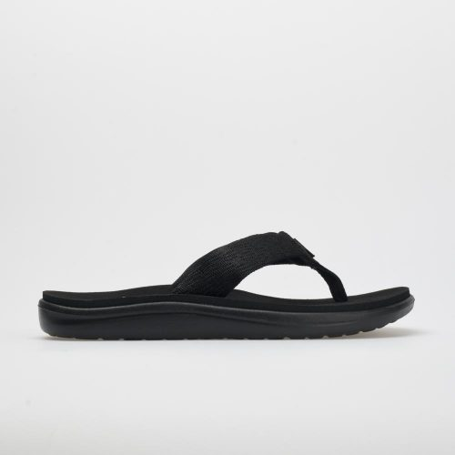 Teva Voya Flip: Teva Men's Sandals & Slides Brick Black
