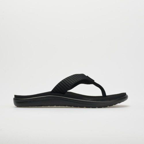 Teva Voya Flip: Teva Women's Sandals & Slides Bar Street Black