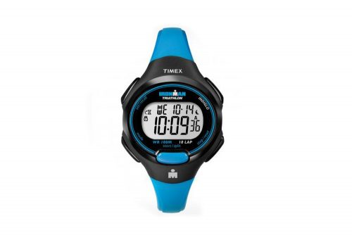 Timex Ironman 10-Lap - blue/black, adjustable