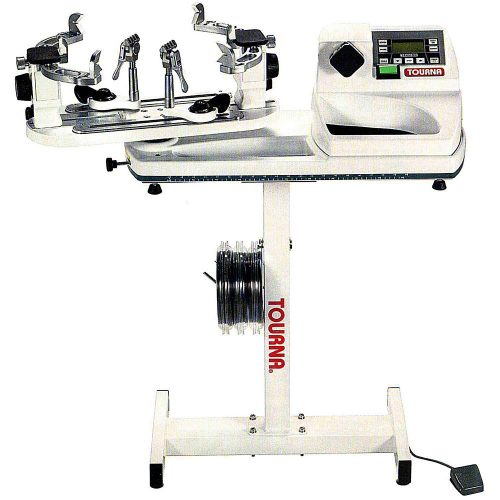 Tourna 600-ES Stringing Machine: Tourna String Machines