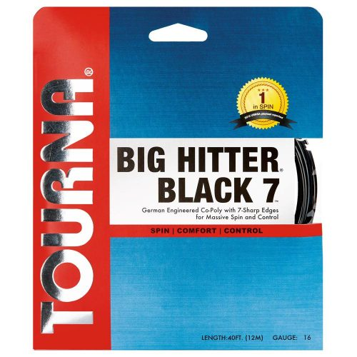 Tourna Big Hitter Black 7 16: Tourna Tennis String Packages