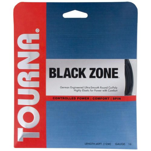 Tourna Big Hitter Black Zone 16: Tourna Tennis String Packages
