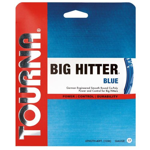 Tourna Big Hitter Blue 17: Tourna Tennis String Packages