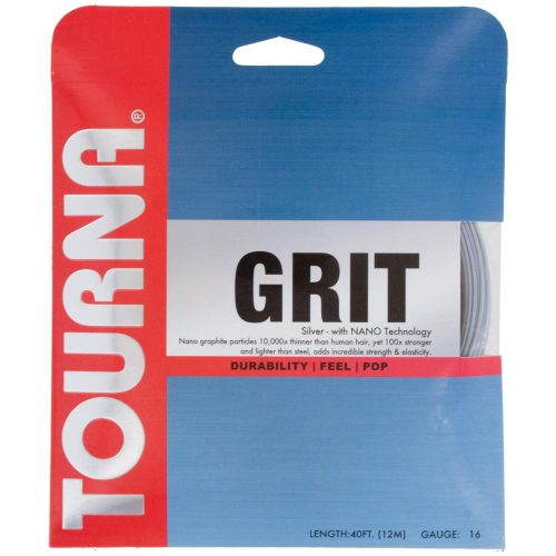 Tourna Grit Silver 16: Tourna Tennis String Packages