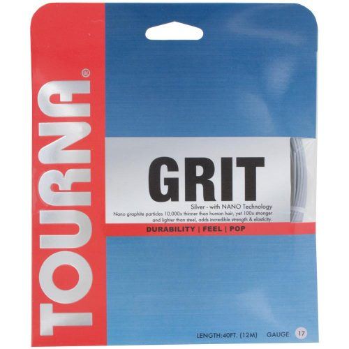Tourna Grit Silver 17: Tourna Tennis String Packages