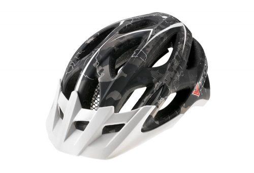 Vittoria DRT Helmet - black/grey camo, l