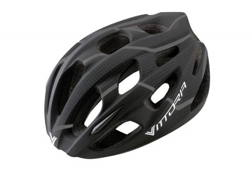 Vittoria V910 Helmet - black/grey, large