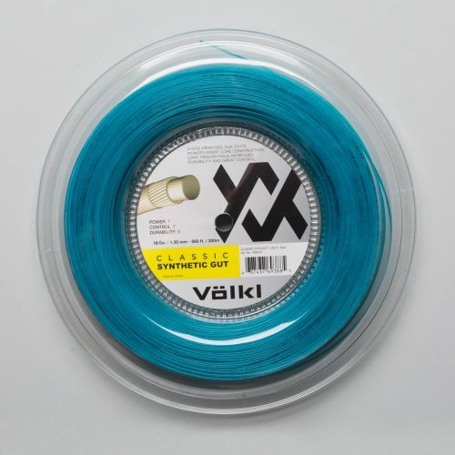 Volkl Classic Synthetic Gut 17 660' Reel: Volkl Tennis String Reels