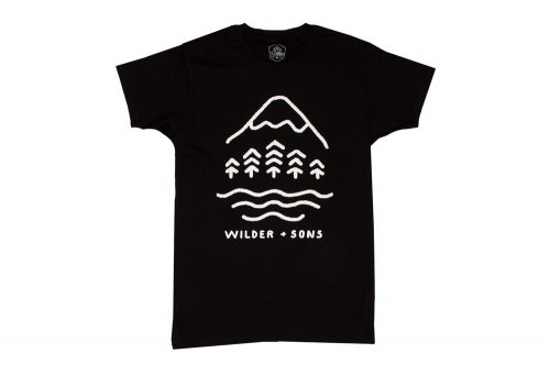 Wilder & Sons Simple Times Tee - Men's - black, x-large