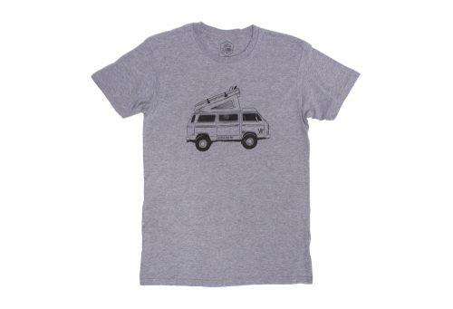 Wilder & Sons Vanagone T-Shirt - Men's - athletic heather, medium