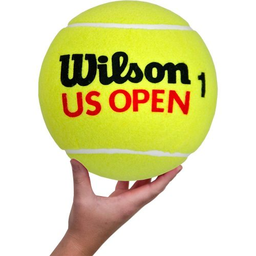 "Wilson 10"" US Open Jumbo Tennis Ball: Wilson Tennis Gifts & Novelties"