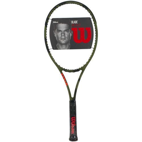 Wilson Blade 98L Camo: Wilson Tennis Racquets