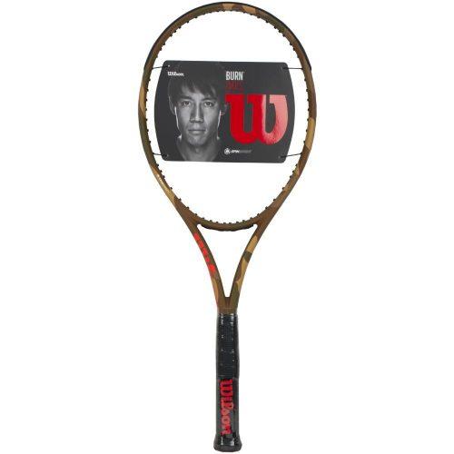 Wilson Burn 100LS Camo: Wilson Tennis Racquets