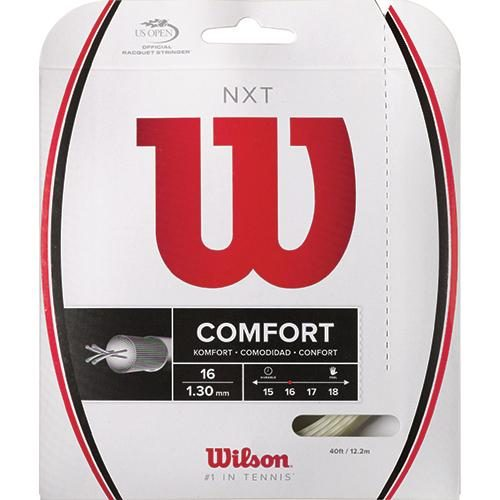 Wilson NXT 16: Wilson Tennis String Packages