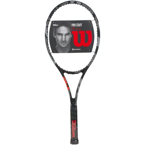 Wilson Pro Staff 97L Countervail Camo: Wilson Tennis Racquets