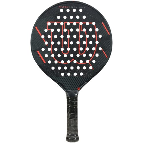 Wilson Steam Smart Countervail Limited Edition Black: Wilson Platform Tennis Paddles