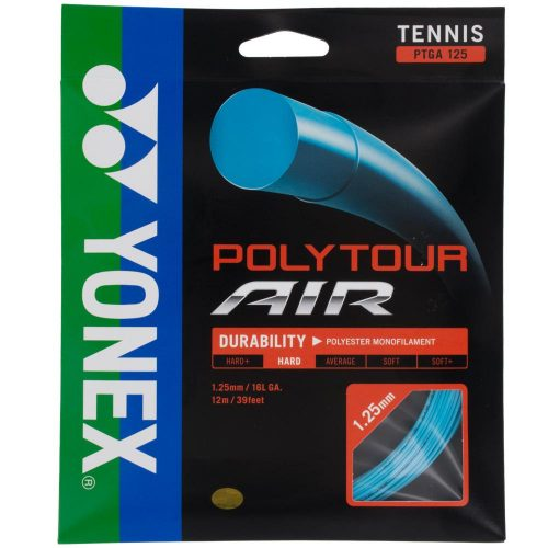 Yonex Poly Tour Air 16L 1.25: Yonex Tennis String Packages