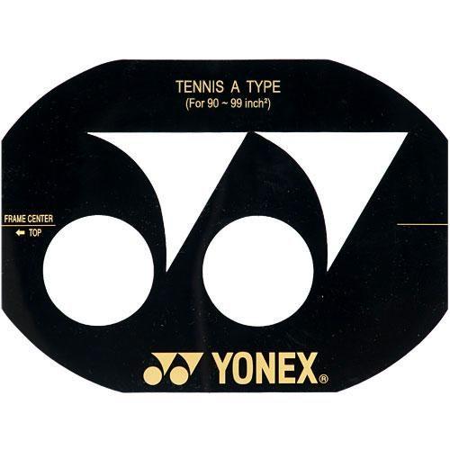 Yonex Stencil with Ink: Yonex Stencil Ink