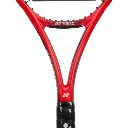 Yonex VCORE 95 (310) Flame Red: Yonex Tennis Racquets