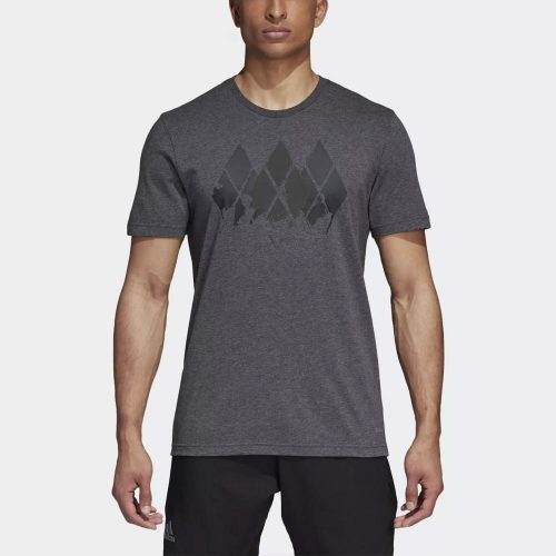 adidas Barricade US Open T-Shirt: adidas Men's Tennis Apparel