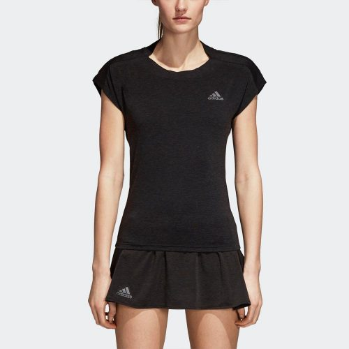 adidas Barricade US Open Tee: adidas Women's Tennis Apparel