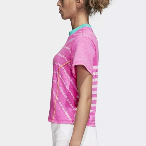 adidas Rule 9 Seasonal Tee: adidas Women's Tennis Apparel