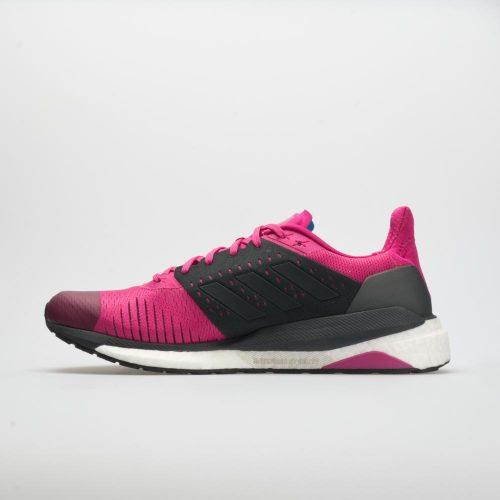 adidas Solar Glide ST: adidas Women's Running Shoes Real Magenta/Carbon/White