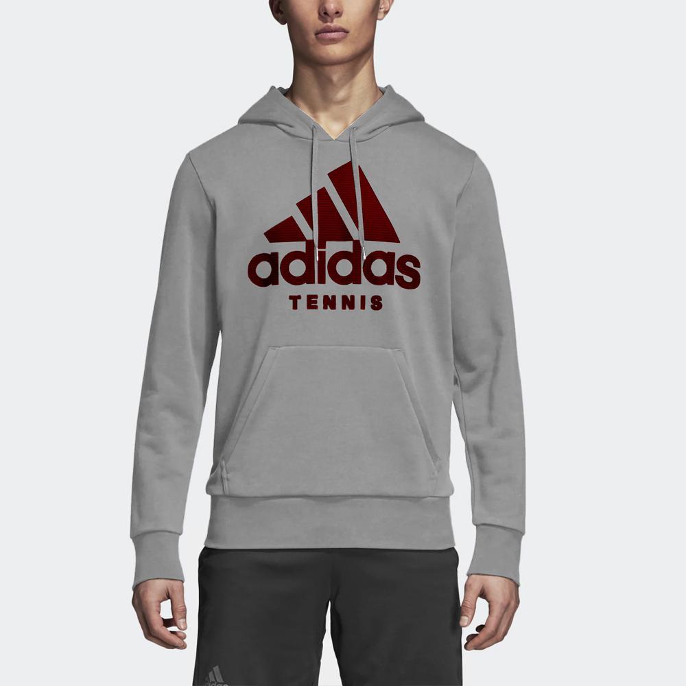 adidas Tennis Hoody: adidas Men's Tennis Apparel