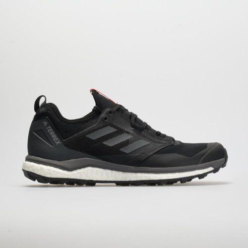 adidas Terrex Agravic XT: adidas Terrex Men's Running Shoes Black/Grey/Hi-Res Red