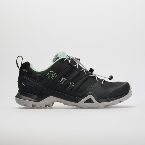 adidas Terrex Swift R2 GTX: adidas Terrex Women's Hiking Shoes Black/Ash Green