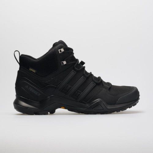 adidas Terrex Swift R2 Mid GTX: adidas Terrex Men's Hiking Shoes Black
