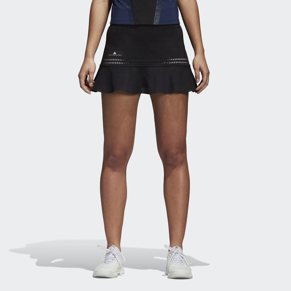 adidas by Stella McCartney Barricade Skirt: adidas Women's Tennis Apparel Summer 2018