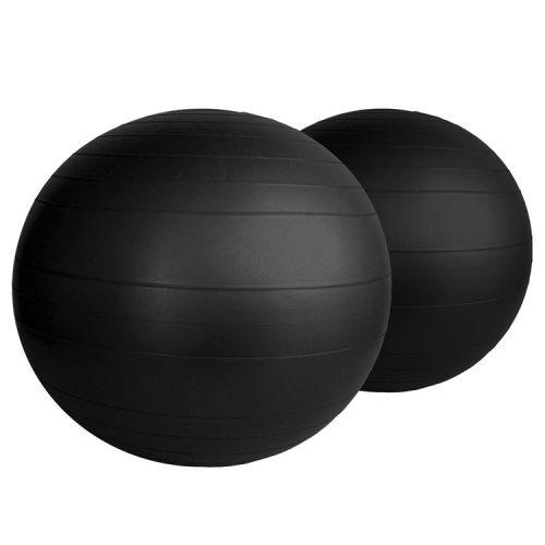 AeroMat 38106 75 cm Fitness Ball Black