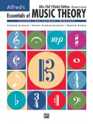 Alfred Publishing 00-18583 Essentials of Music Theory: Complete Alto Clef - Viola Edition - Music Book