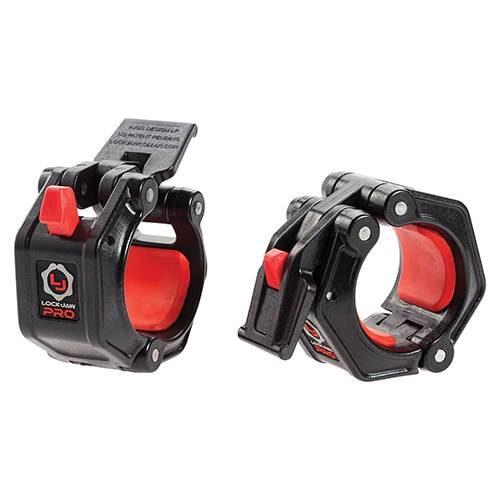 Avus Design 1395572 Lock-Jaw Pro 2 Barbell Collar Black