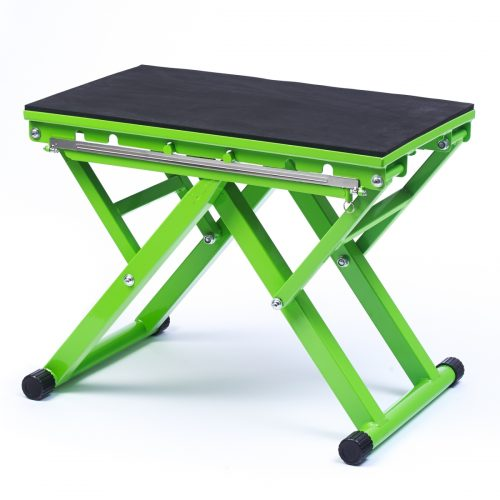 Black Mountain Products Plyo Green Adjustable Plyo Jump Training Plyometric Box Green