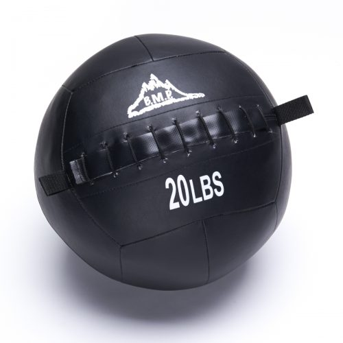 Black Mountain Products Slam Ball 20lbs Black Mountain Fitness Slam Ball for Strength & Endurance Training