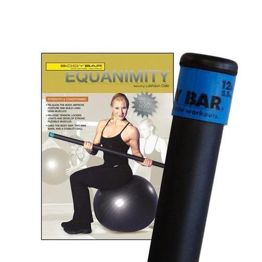 Body Bar K-PD-BB12PlusDVD-EQ Equanimity DVD