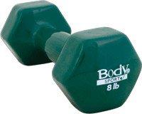 Body Sport BDSVDB08 Body Sport Vinyl Dumbbells