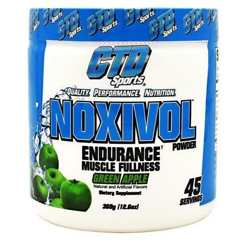 CTD 4330057 Sports Noxivol Green Apple - 45 Servings