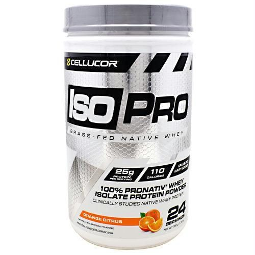 Cellucor 6550182 2 lbs ISO PRO Orange Citrus - 24 Servings