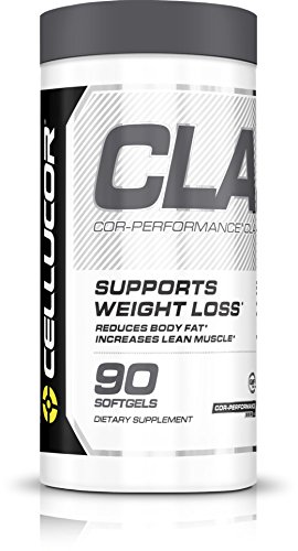Cellucor 6550521 Cor-Perfomance CLA Soft Gels - 90 Serving