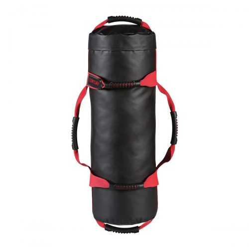 Century 10947-010815 15 lbs Weighted Fitness Bag - Black & Red