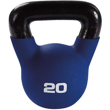 Century 2488-600820 10 lbs Kettle Bells - Blue
