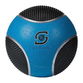 Century 24951P-016815 15 lbs Strive Power Grip Ball - Blue